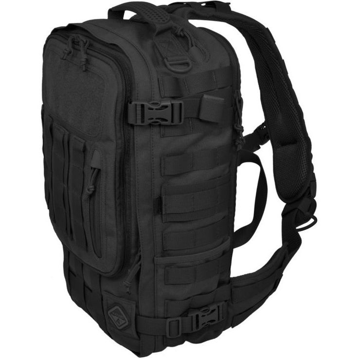 """_ wide-format & padded carrier fits most 15"""" laptops _ optimized for right-hand-users but works for both _ generously padded back with air circulation pads _ 3-D air-mesh material on underside of strap for comfort _ hydrati"""