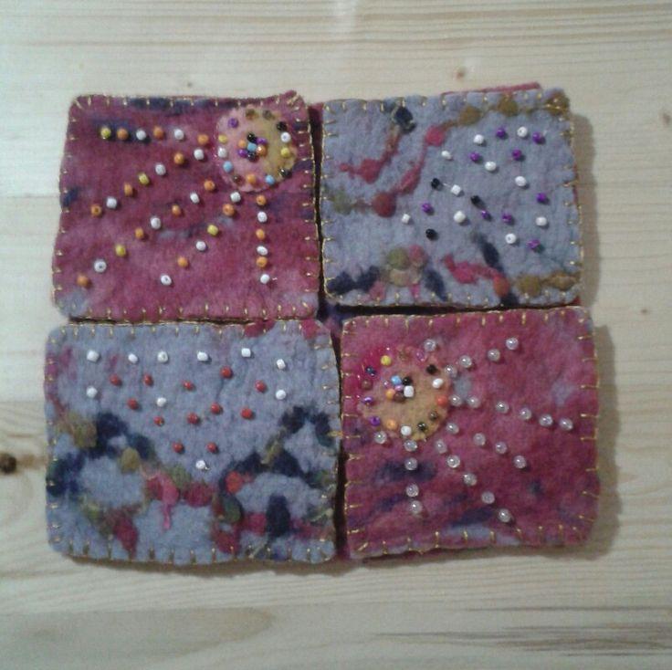 Miniaturas - Fieltro de Lana