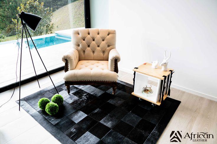 Tapete decorativo African-Leather Ref Chaaga. Este es uno de los muchos diseños que te damos para que tu puedas personalizarlos. Juega con los colores, diseños y tamaños y crea con nosotros lo que imaginas. www.african-leather.com