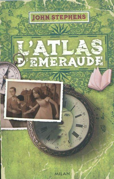 L'avis de Louloute - L'atlas d'émeraude. 1, Le livre des origines