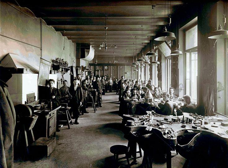 Resultado de imagen para Old workshops of goldsmithery