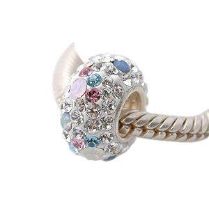 pandora swarovski crystal charms
