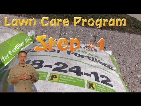 Lawn Treatment Program Step #3 | Summer Lawn Fertilizer - YouTube