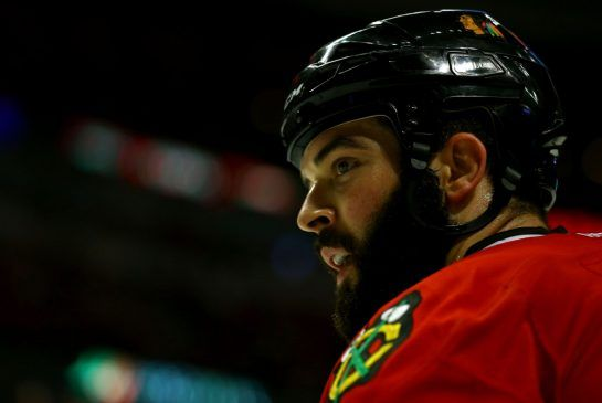 Maple Leafs acquire Dave Bolland from Blackhawks