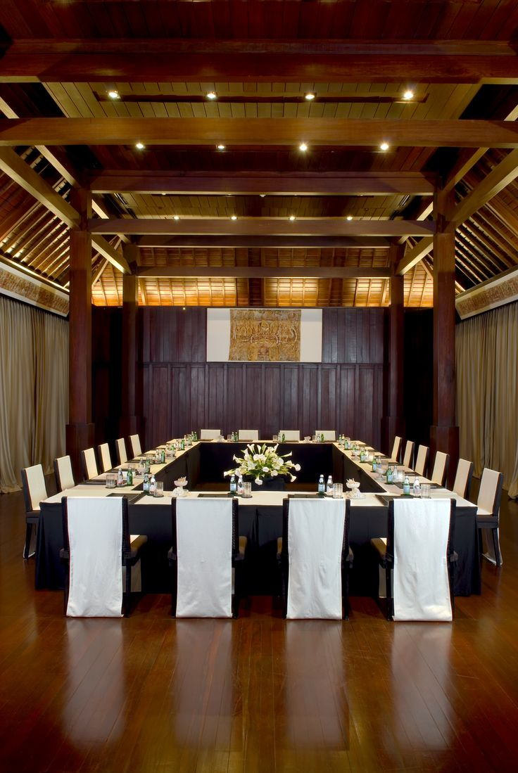 the luxurious and elegant business conference rooms. Looking For A Venue Your Event? The Bulgari Resort, Bali Is Ideal Luxurious And Elegant Business Conference Rooms