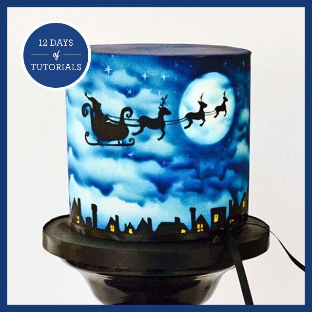 The Night Before Christmas | Satin Ice