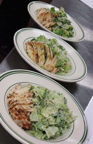 Chicken Ceasar Salad - a classic!