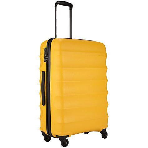 Buy Antler Juno 4-Wheel 56cm Cabin Suitcase Online at johnlewis.com