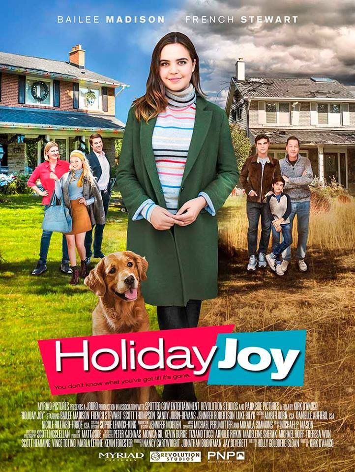 """Holiday Joy"" movie."