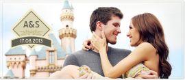 Invitatie nunta Vacanta