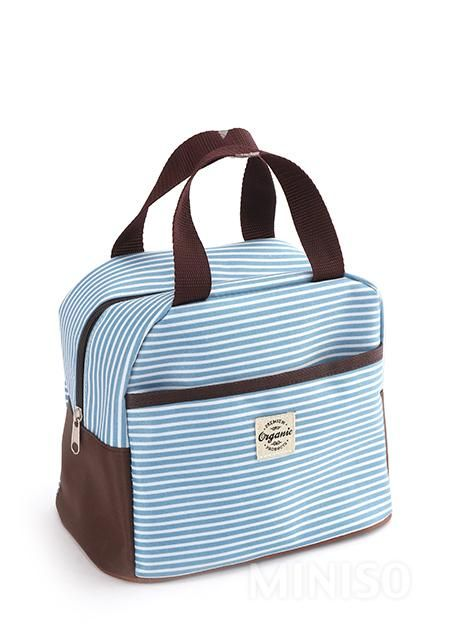 Lunch Box Bag (Blue)
