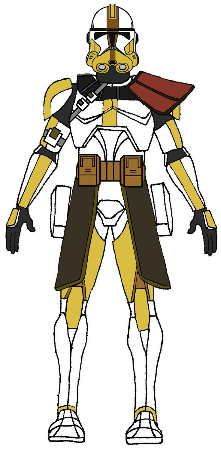 Clone Commander Bly 3