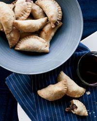Flaky Beef Empanadas Recipe on Food & Wine