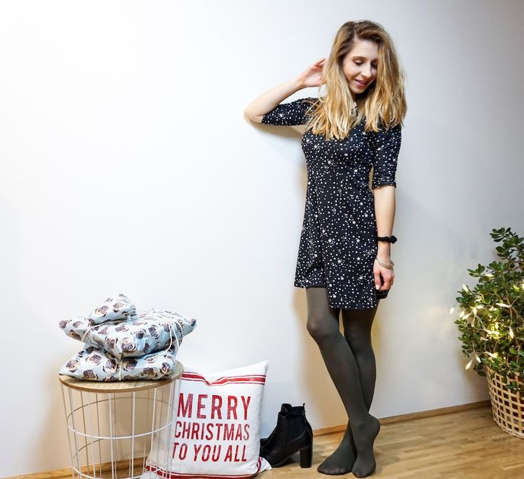 Festliches Outfit für die Weihnachtsparty - Fashion Ideas for Christmas
