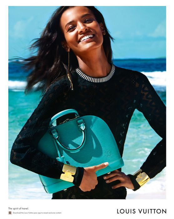 Kampania Louis Vuitton ss 2015
