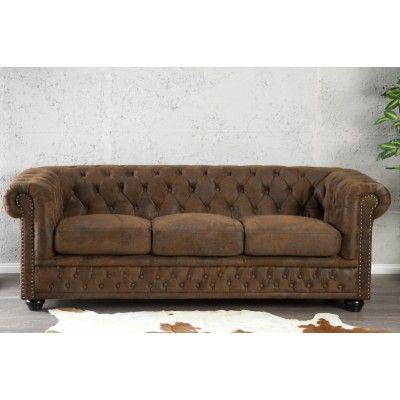 Chesterfield Antik  #furniture #vintage #vintagecollections #homedecor #interiordesign #housegoals  #irenesworld #home