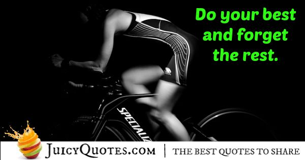 Quote About Fitness - 5