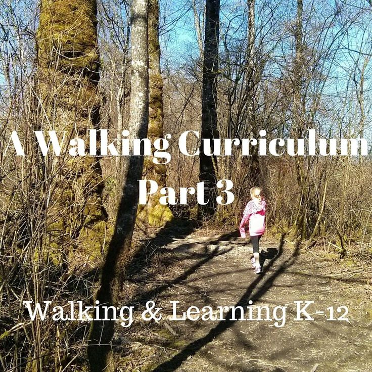 Walking Curriculum: Activity Set #3 Welcome new and returning educators!  Just a reminder that these walking-focused learning activities are for all educators.  Whoever you are, you can engage your...