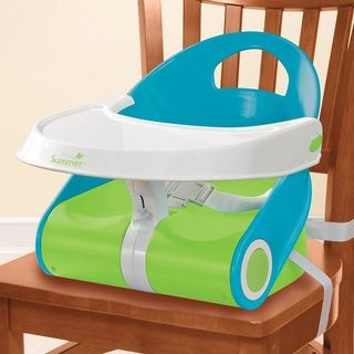 Summer Infant Sit 'n Style Compact Folding Booster Seat - Overstock™ Shopping - Big Discounts on Summer Infant Booster Seats