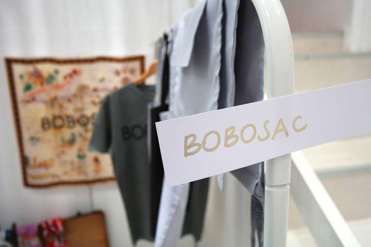 Bobosac, #fashioncampxmas 13 14 Dicembre 2014, Spazio Asti, Milano