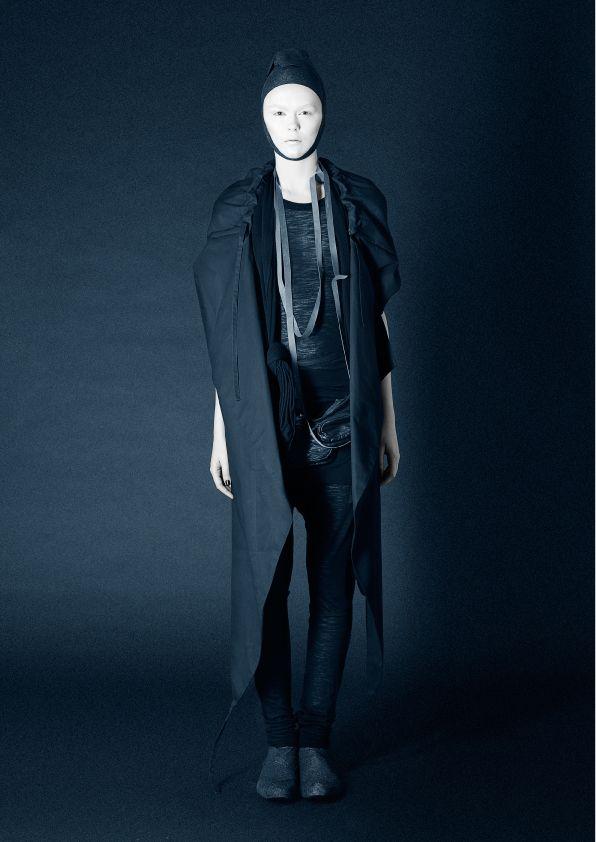 More of the amazing Barbara I Congini's conceptual fashion
