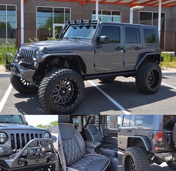 1249 best jeep wrangler custom jk images on pinterest for Iconic motors tempe az