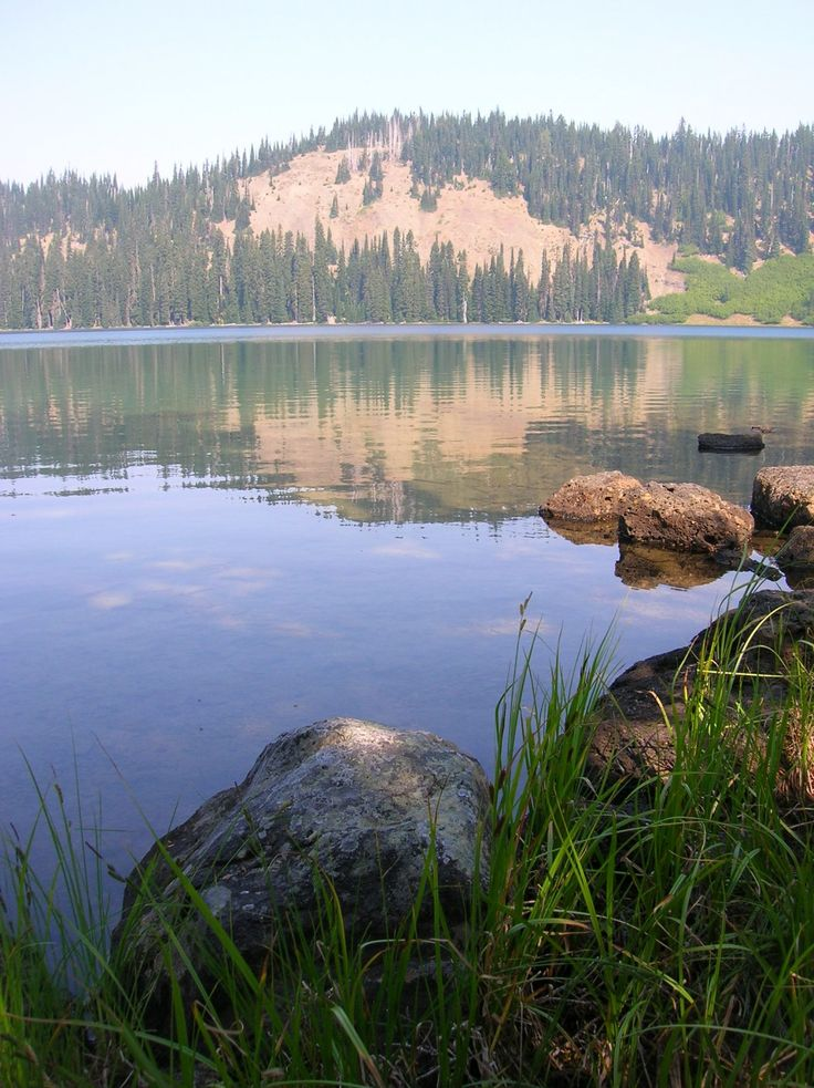 Centennial Hike of the Week:  Twin Sisters Lakes.  This fairly easy hike to two beautiful lakes in the heart of the William O Douglas Wilderness is perfect for adventurers young and old alike