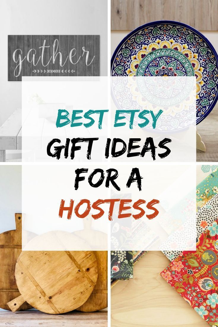 Best Etsy Gift Ideas For Entertaining The Welcoming Table Hostess Gifts Etsy Gifts Favorite Christmas Recipes