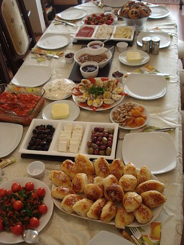 Füsun'un Kahvaltı Sofrası | Ufuk SITKI | Flickr