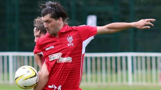 FA Cup: Baldock Town club tweeter apologises after he is sent on as substitute
