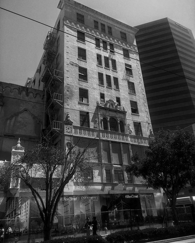 It's gonna go ByeBye . . . . . . #sandiego_ca #blackandwhite #igers #instagood #instalike #photooftheday #blackandwhitephotography #instafollow #instadaily #photography #cityscapes #downtown #city #sandiego #california #followforfollow #likeforlike #summer #tuesday #sunnyday #moodygrams #snapseed #building #l4l #f4f #hashtag #sandiego #sandiegoconnection #sdlocals #sandiegolocals - posted by Juan R. Ruiz https://www.instagram.com/_juanrruiz. See more post on San Diego at…