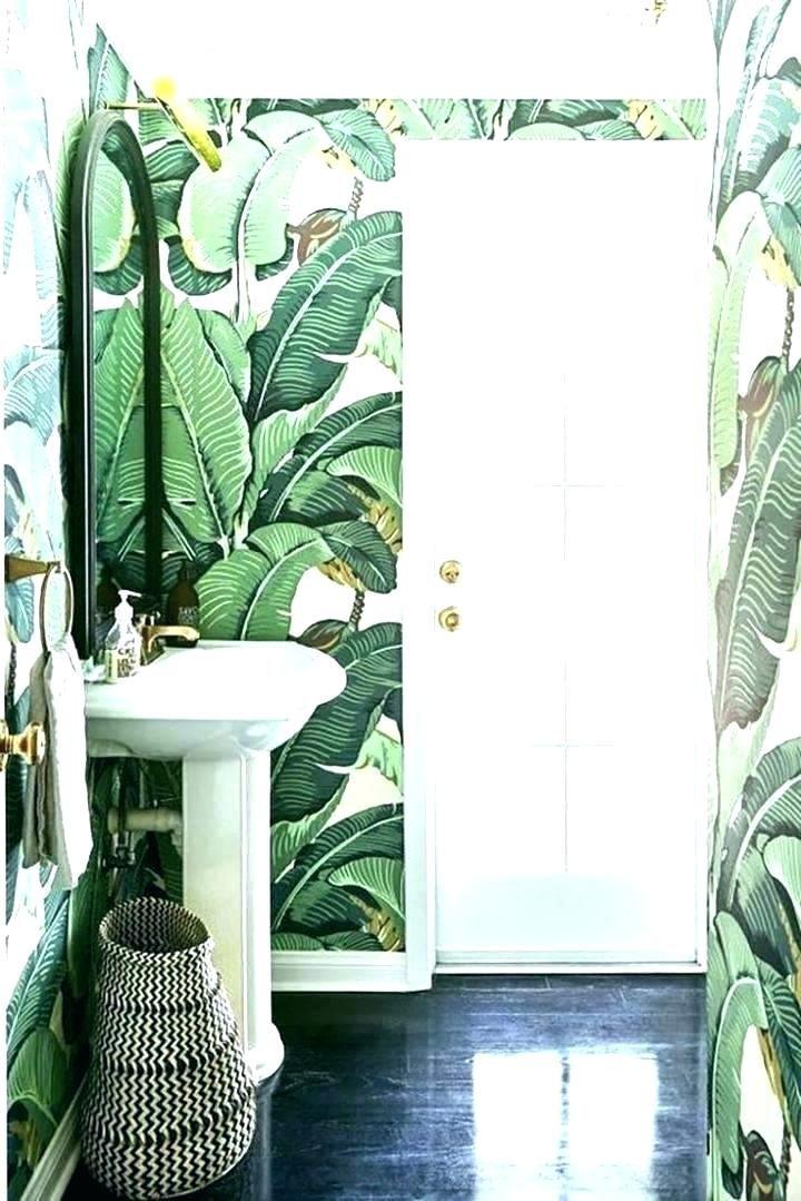Palm Tree Bath R Tropical Bathroom Accessories Set Medium Size Of