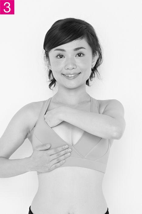 「胸を大きくしたい」「美乳になりたい」……そんな悩みを持つ女子のために、話題のキャラ(!?)が秘密のエクササイズを伝授! 短時間で効果のある、基本のトレーニングを大公開します。胸の土台の筋肉「大胸筋」をほぐすことが、健康的で美しいバストをつ…   DAILY MORE