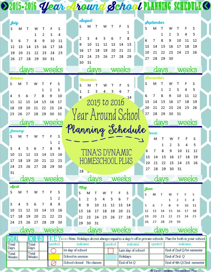 156 best Free Curriculum Planners images on Pinterest Planners - steps for creating a grant calendar