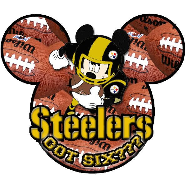 Need Help with Pittsburgh Steelers design - The DIS Discussion Forums - DISboards.com