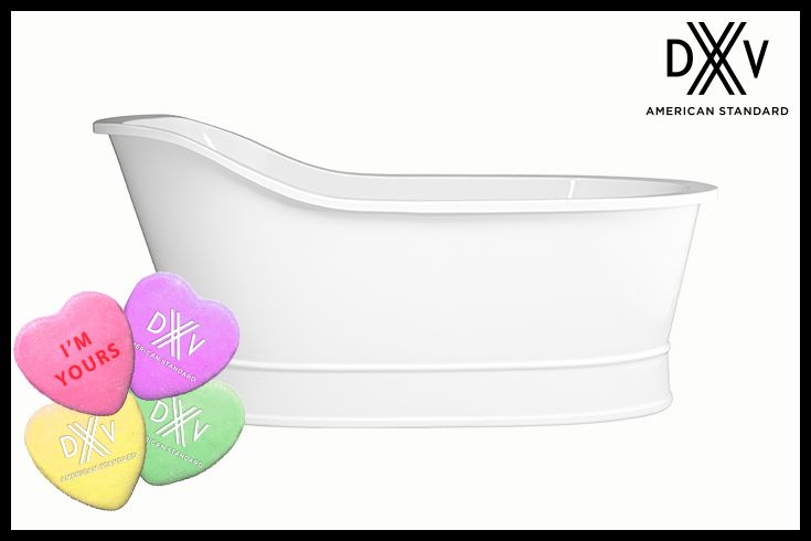 Pin it to Win it! Win our Oak Hill freestanding soaking tub, valued at $5000! #contest #bathtub #bathroom