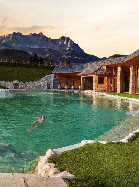 Bio-Hotel Stanglwirt, Kaiserweg, Austria