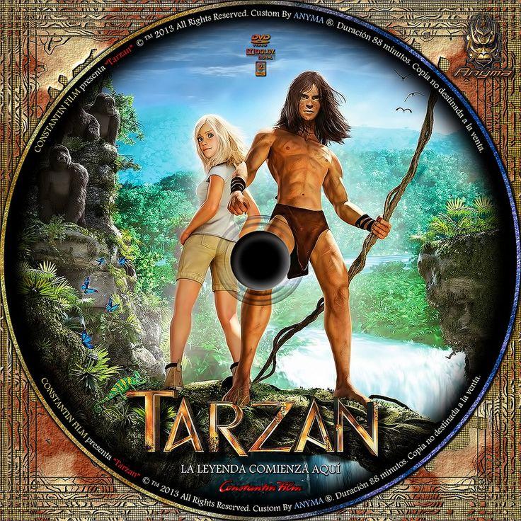 Tarzan (2013) v2 | por Anyma 2000