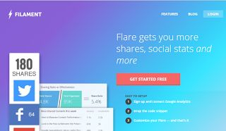Traffic, visitor behavior and sharing impact all in one place