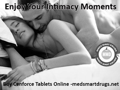 Your intimacy moments can be perfectly satisfied and your erectile dysfunction problem can be solved with the help of Cenforce sildenafil tablets.. Cenforce tablets contains sildenafil citrate which treats the problem of erectile dysfunction or impotency in men.. you can buy cenforce tablets online from medsmartdrugs.net to give your partner a satisfied sexual life.. #cenforcetablets #genericviagra #erectiledysfunction