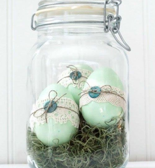 72 best tombola jars images on pinterest hand made gifts gift click pic for 40 easter gifts in a jar buttons and lace easter eggs negle Choice Image