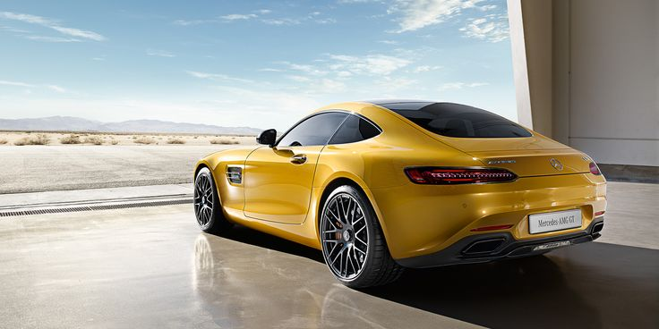 #awmNews - Experience here what the road is still waiting to see. The new Mercedes-AMG GT combines a unique design idiom and luxurious interior with impressive performance: AMG 4.0-liter V8 biturbo engine, 462 hp, from zero to 100 km/h in 4 seconds (Mercedes-AMG GT S: 510 hp, from zero to 100 km/h in 3.8 seconds). Not to mention that it gets your heart rate going too.