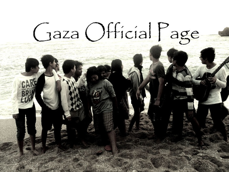 Gaza Official Page// Looking behind: We've reached that far...