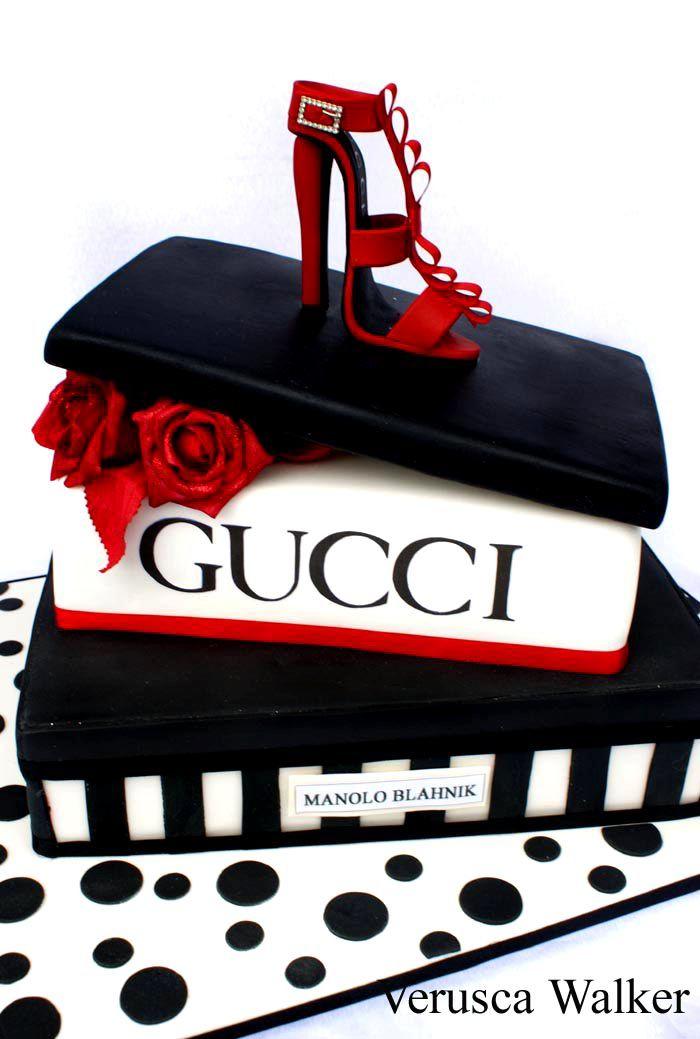 Gucci Cake by Verusca Walker
