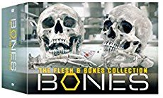 """Based on the experiences of real-life forensic anthropologist Kathy Reichs, this chilling Fox mystery series focuses on Dr. Temperence """"Bones"""" Brennan (Emi"""