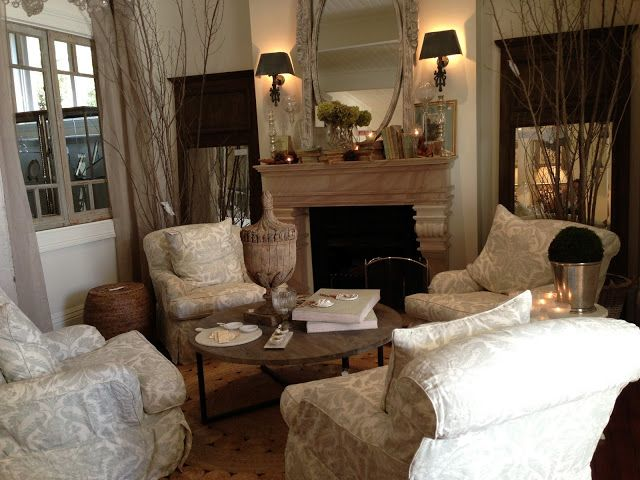 Showroom at Suzie Anderson Home