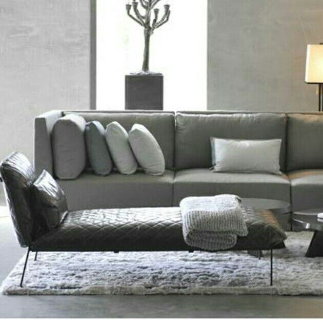 This is what we can do with our chaise... Piet Boon