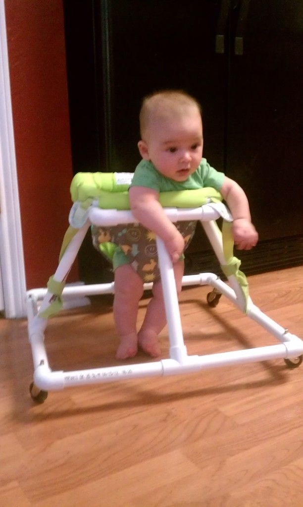 how to build a baby walker