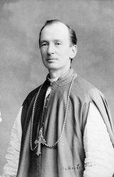 Mgr Louis-Nazaire Bégin, archevêque catholique de Québec (1898-1925).