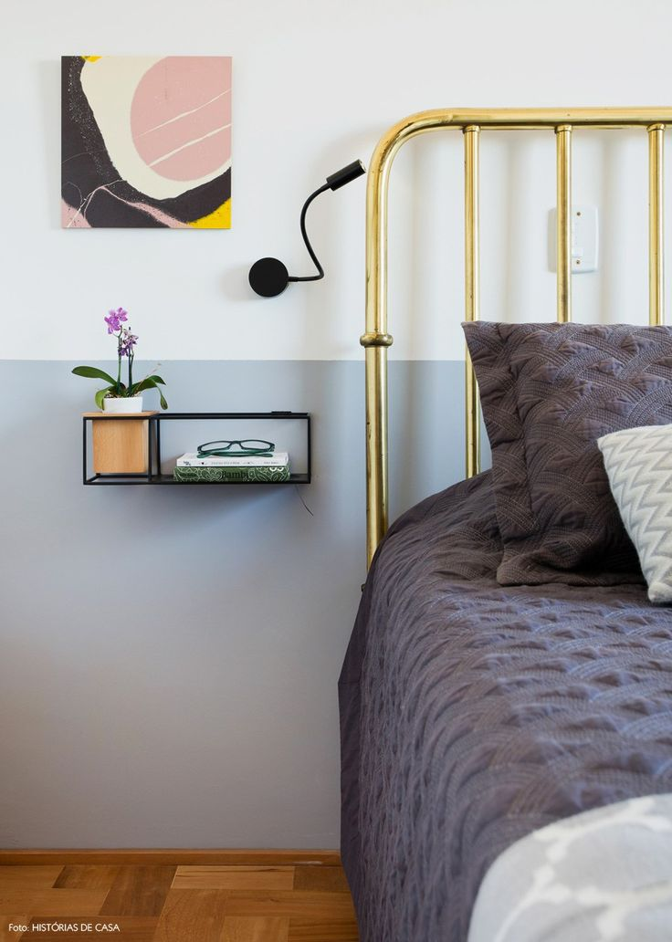 O apartamento novinho em folha não era o que a arquiteta Renata Junqueira Leite havia planejado, porém não demorou muito para que o lugar a conquistasse.